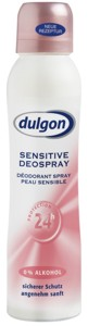 Deo Spray SENSITIVE