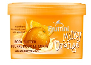 Unt de corp MILKY ORANGE