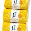 OE - Sapun solid cu extract natural de Miere 6x75g