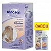 PRO SANOSAN tampoane sani-30 buc. + gel antibacterian-50 ml. CADOU